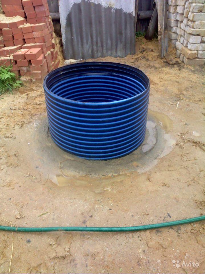 Пластиковые кольца для канализации своими руками