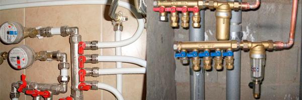 Водопровод в квартире