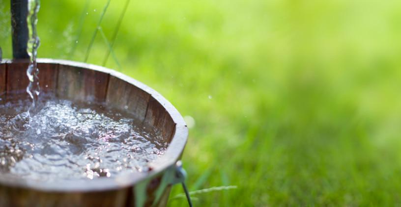 Вода из колодца